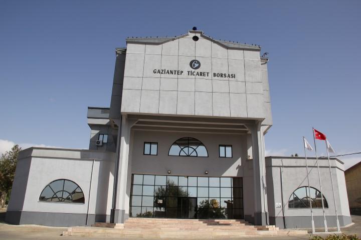 Gaziantep Ticaret Bosrası (GTB) Haberin zirvesinde