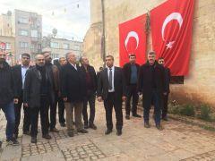 MHP Gaziantep teşkilatından MHP Kilis teşkilatına moral ziyareti