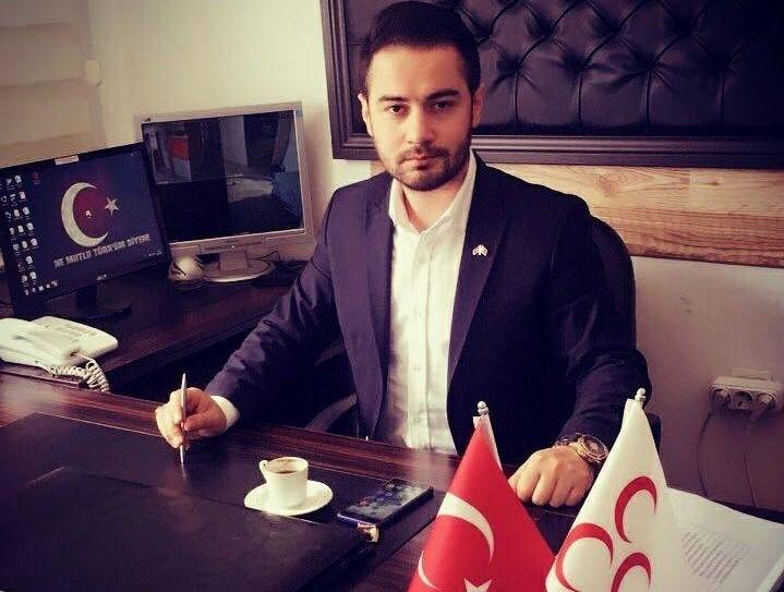 """Rıdvan Küççük, """"MHP'ye katılımlar çığ gibi büyüyor"""""""