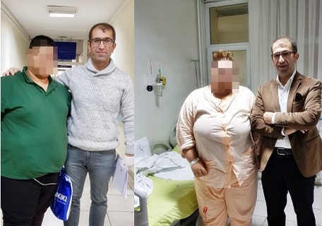 25 Aralık Devlet Hastanesi Obezite Cerrahisinde 400 Ameliyata ulaştı