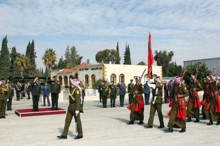 Orgeneral Akar, Ürdün Kralı Abdullah'la görüştü