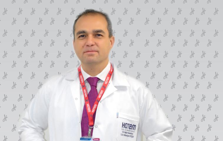 Opr. Dr. M. Alper Evişen Hatem'de