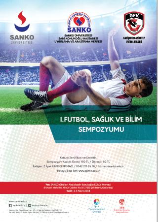 Futbol, Bilim ve Sağlık Sempozyumu