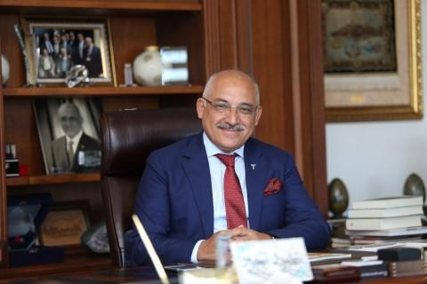 Gaziantep FK Başkanı Büyükekşi'den 100'üncü Yıl Kutlama Mesajı