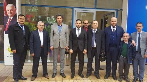 AK Parti Şehitkamil'den, Şırnak İlköğretim okuluna yardım eli