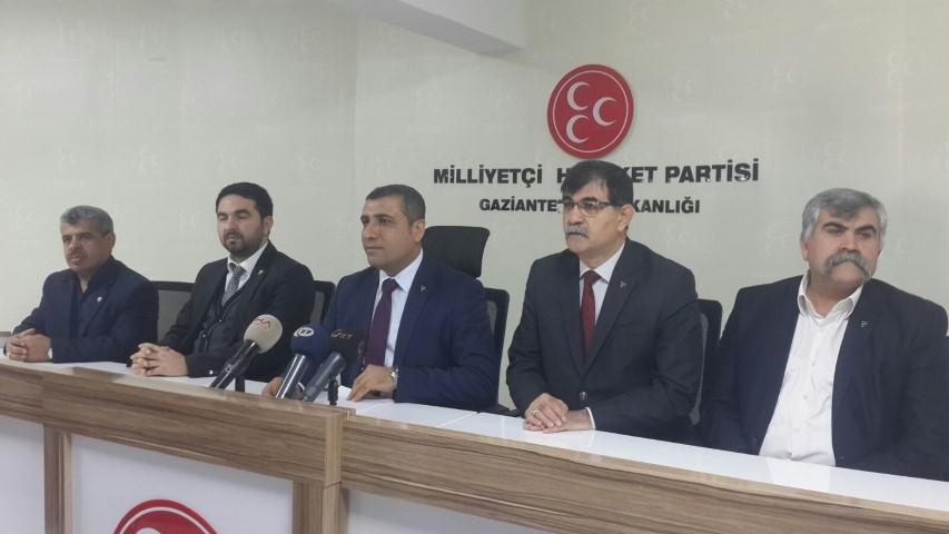 MHP'li Taşdoğan'dan 12. Olağan Kurultay'a çağrı