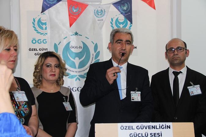 ÖGG-İŞ, Genel Merkez Binası açılışını yaptı