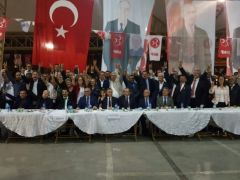"""MHP'li Akçay, """"Cumhur İttifakı, ülkemizin geleceğini aydınlatan meşaledir"""""""