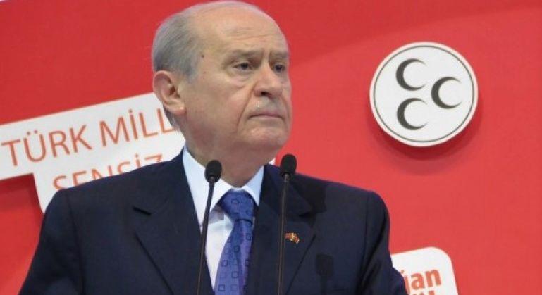 MHP Genel Başkanı Devlet Bahçeli, Sosyal Medya Hesaplarını Askıya Aldı