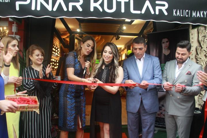 Pınar Kutlar 10.yaşını kutladı