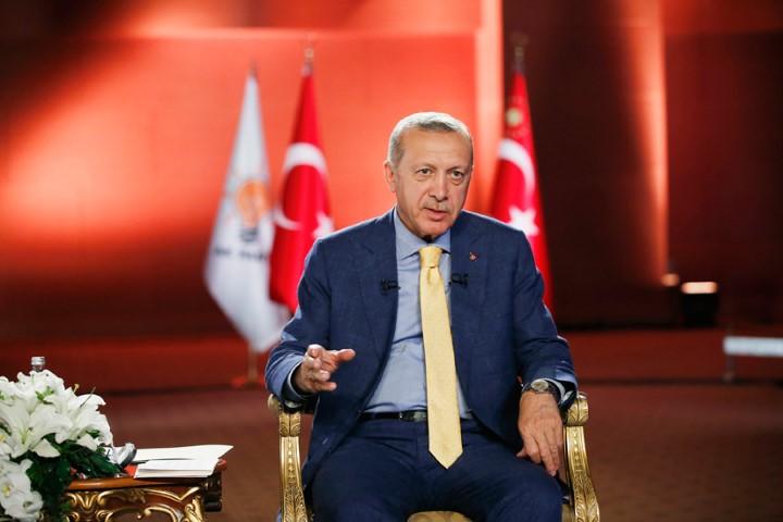 """Erdoğan, """"""""Milli ve Yerli Cumhur İttifakı ile yeni bir dönemi başlatmayı planlıyoruz"""""""