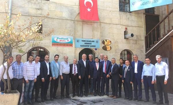 """Erdoğan, """"Gaziantep'te 1 Milyon 214 Bin 503 Kişi Oy Kullanacak"""""""