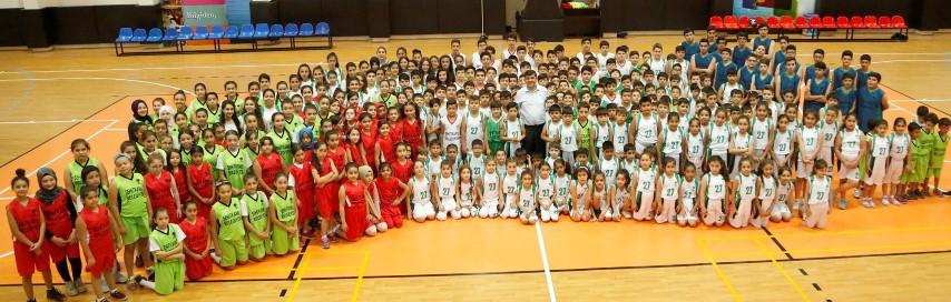 Yaz Spor Okullarında 9 binin Üzerinde Sporcu Eğitim Görüyor