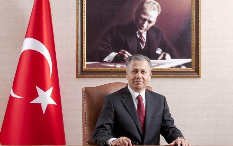 Gaziantep Valisi Yerlikaya, Istanbul valisi oldu