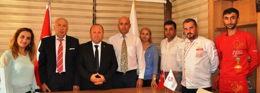 GDK'dan güç birliği çağrısı