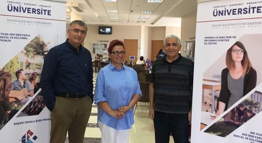 Neden Hasan Kalyoncu Üniversitesi