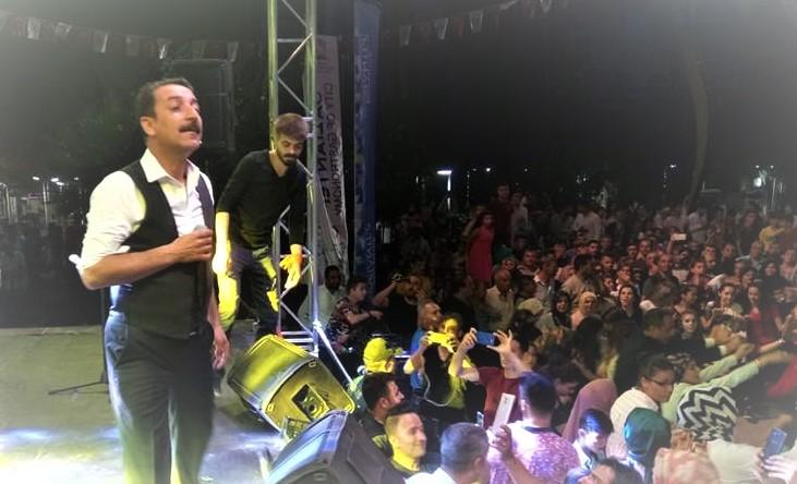 İslahiye'de Geleneksel Üzüm ve Biber Festivali'ne büyük ilgi