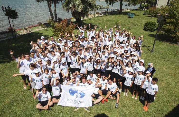 Diyabetik çocuklar kampı, Aygaz'ın desteğiyle 26. kez düzenlendi