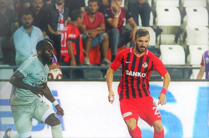 GFK-Adana Demirspor 0-1 bitti