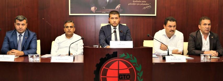 """""""İMAR BARIŞI"""" GTO'DA anlatıldı"""