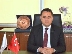 """İMO Gaziantep Şube Başkanı Çeliktürk: """"Baraj 50 bin olmalı"""""""