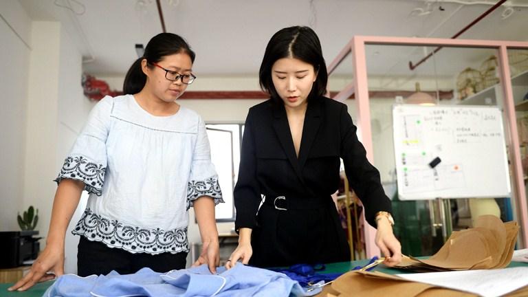 Çin'de genç girişimcilerin yaklaşık yüzde 40'ını kadınlar oluşturuyor