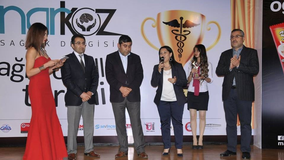 Gaziantep'te Öldürülen Doktora Ödül