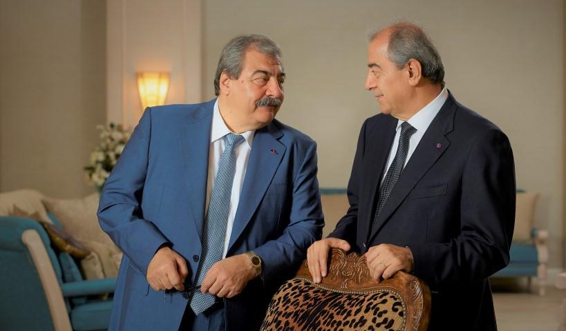 Abdulkadir ve Zeki Konukoğlu liderler arasında