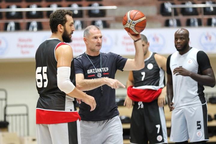 Gaziantep Basketbol Takımı yeni sezona hazır