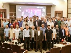 İbrahim Ay GGC'ye yeniden başkan seçildi