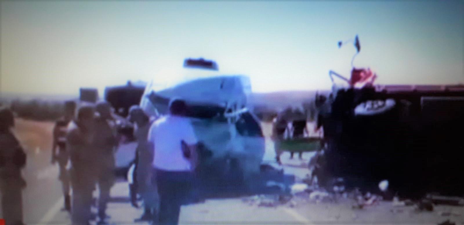Feci Kazada 8 kişi hayatını kaybetti
