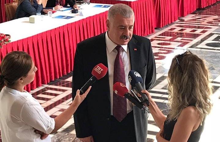 """MHP Gaziantep Milletvekili Atay; """"Alparslan Türkeş'in ismi Gaziantep'te yaşatılmalı"""""""