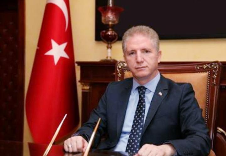Davut Gül Gaziantep Valiliğine atandı
