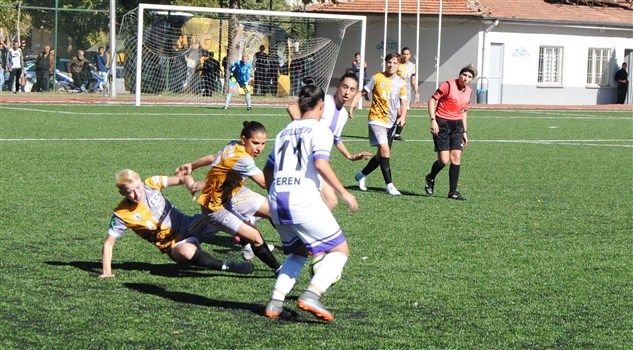 Gaziantep ALG Spor berabere kaldı