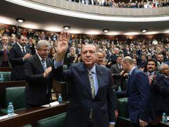 """Cumhurbaşkanı Erdoğan, """"İstiklal Marşımız dışında bir and tanımıyoruz"""""""