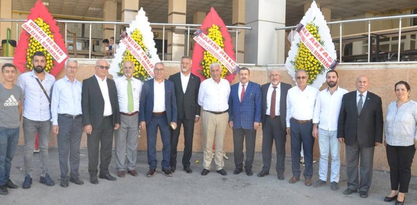 Alevi Kültür Derneği Gaziantep Şube başkanı İsmet Kurt oldu
