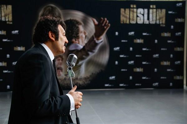 """""""MÜSLÜM"""" Filminin galası İstanbul'da yapıldı"""