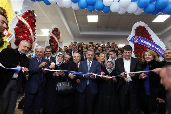 Mehmet Erdemoğlu Mühendislik ve Mimarlık Fakültesi açıldı