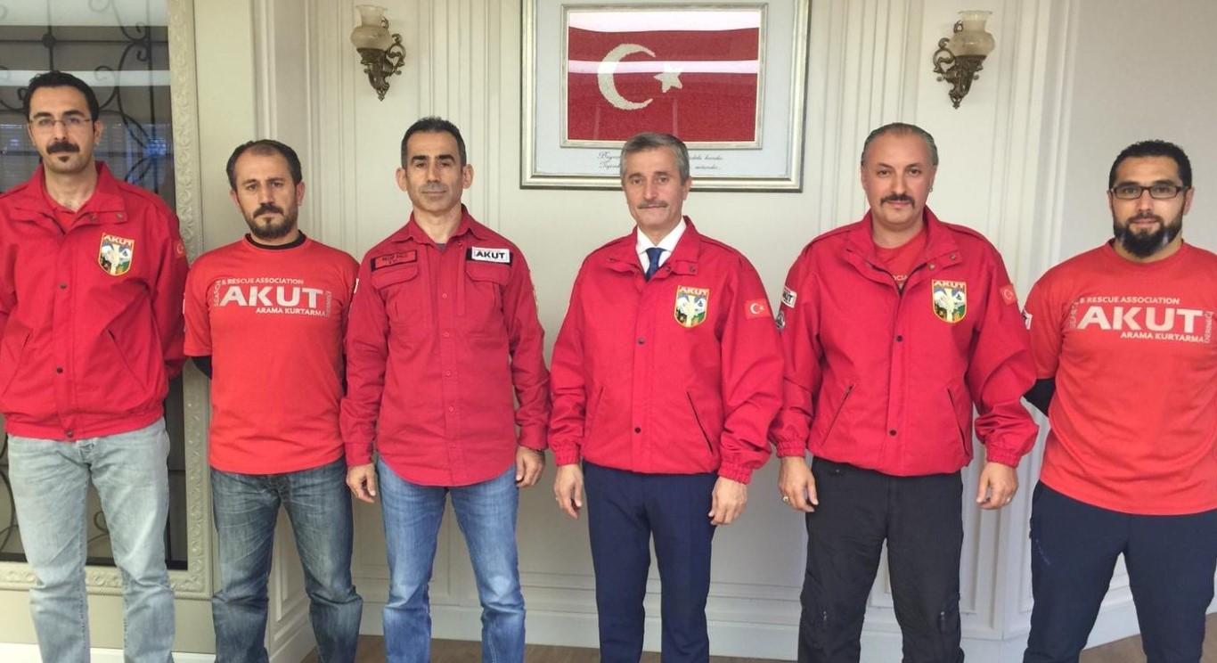 AKUT Gaziantep Şahinbey Belediyesi ile işbirliği yaptı