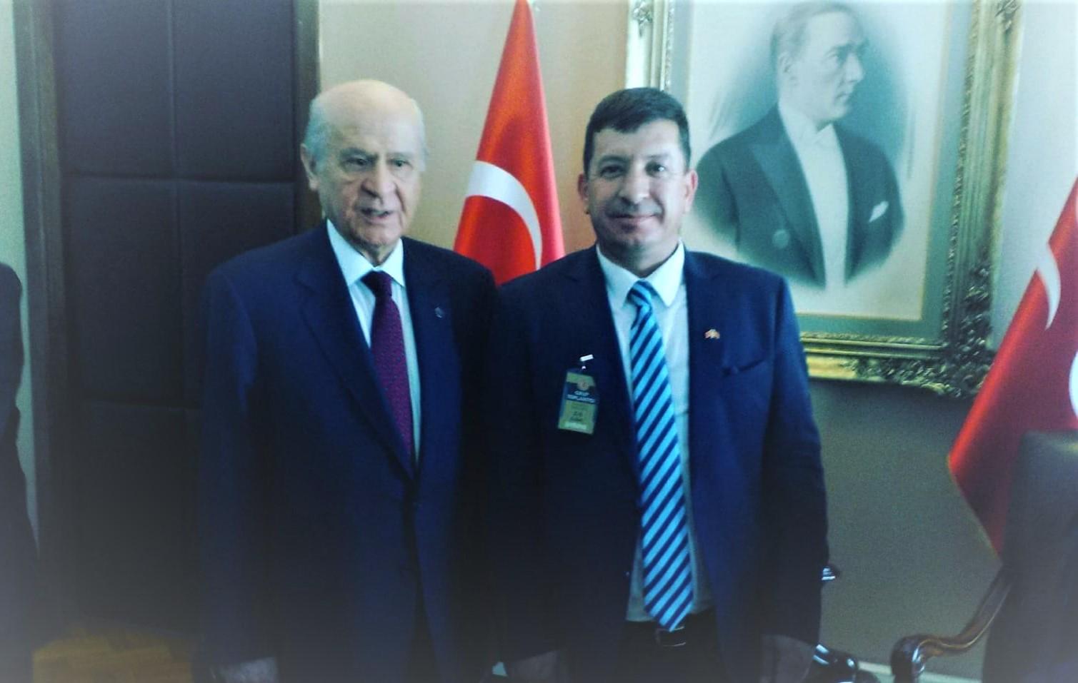 Deniz Doğru, MHP Şehitkamil belediye Meclis Üyeliği için başvurdu