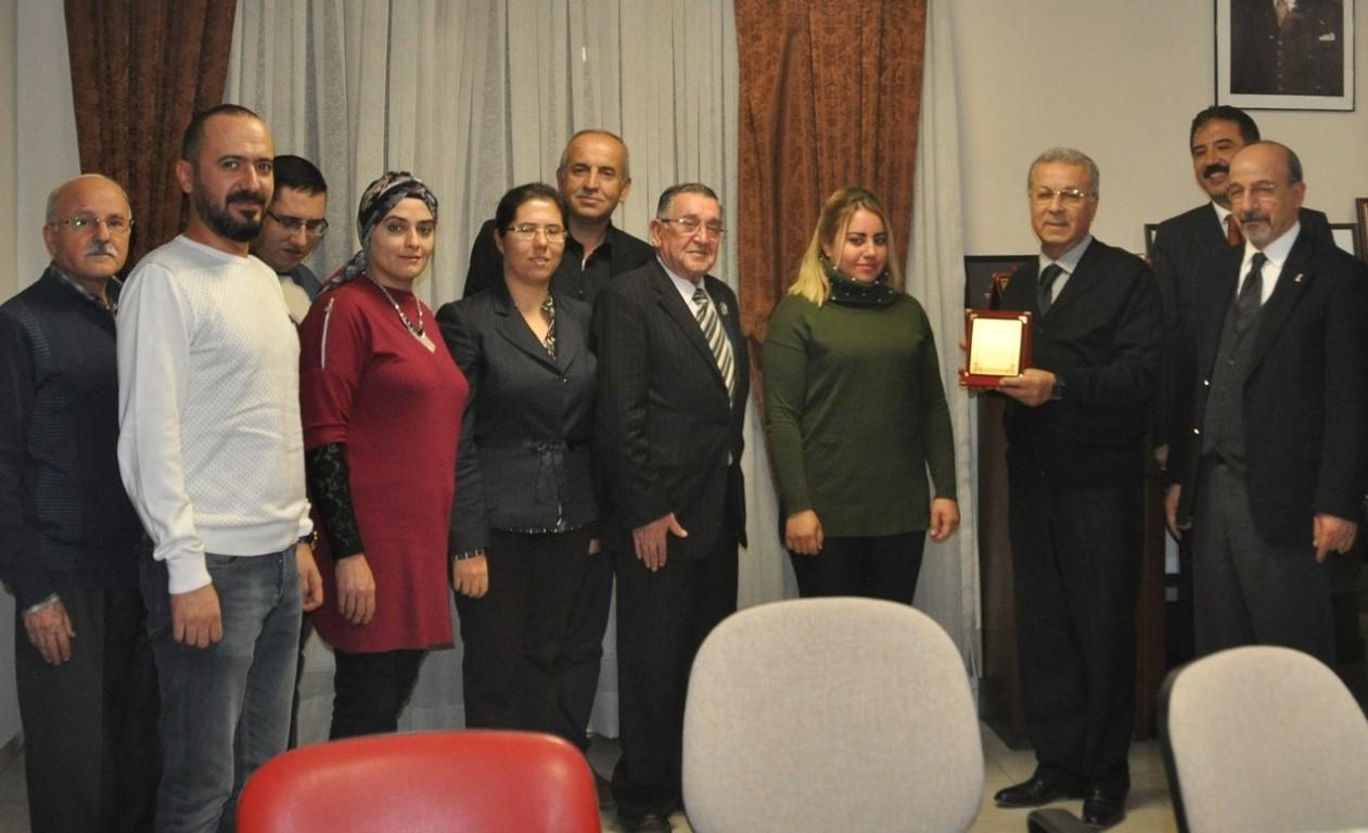 Gaziantep Yardım Vakfı'ndan şizofreni hastalarına destek