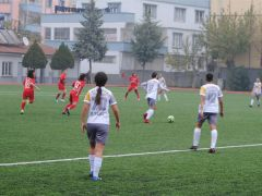 Gaziantep Alg Spor, Ataşehir'i darmadağın etti