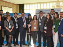 Genç hukukçular Ankara'da buluştu