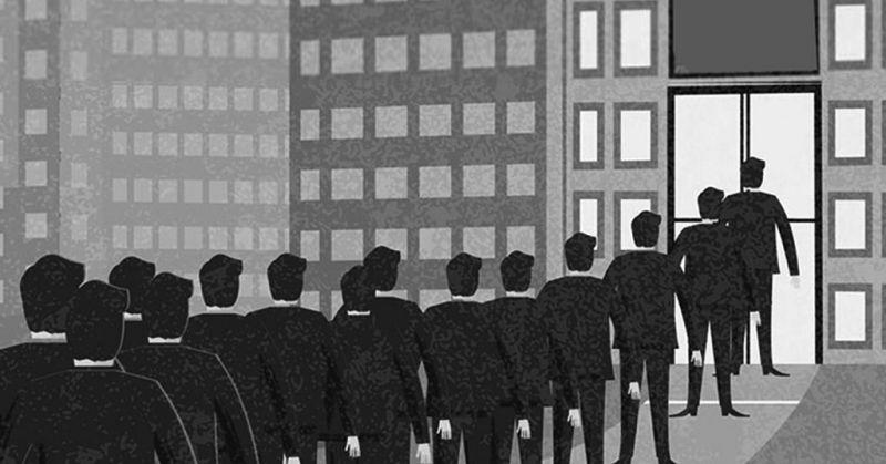 Türkiye Genelinde İşsizlik %12,9