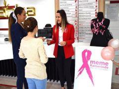 ANKA'da meme kanserine dikkat çekildi