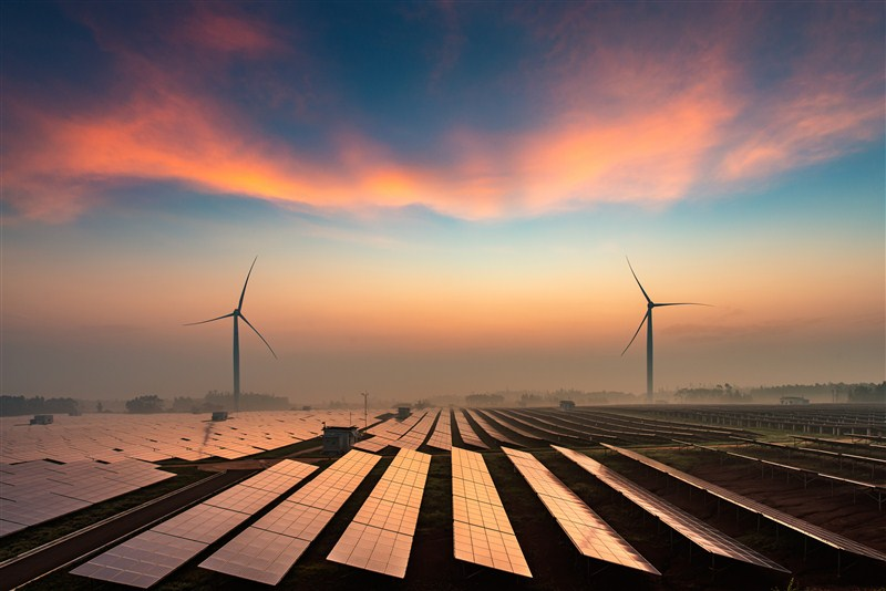 Türkiye'nin Yenilenebilir Kaynaklardan Elektrik Üretimi artıyor
