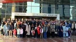 Gazi Mustafa Kemal Atatürk GAİB'te Anıldı