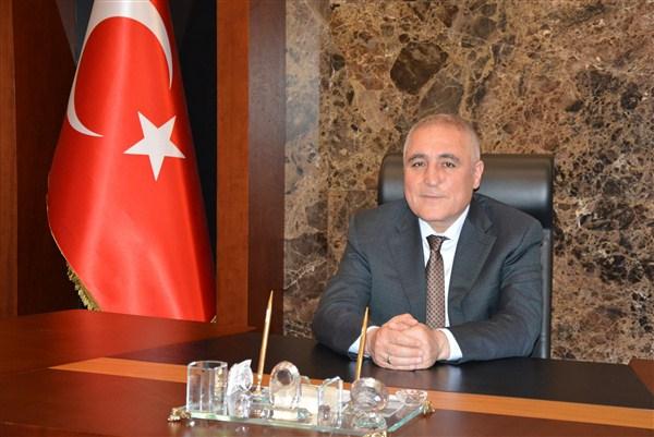 """Başkan Cengiz Şimşek, """"15 Temmuz Tarihin en büyük ihanetidir"""""""