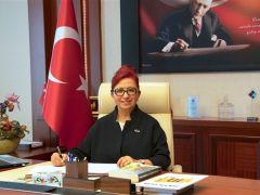 """Edibe Sözen'in """"25 Aralık Gaziantep'in Kurtuluşu"""" Mesajı"""