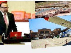 Gaziantep Havalimanı'ndaki ihale Meclis gündemine taşındı